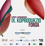 """Zinemaldiko """"Europa-Latinoamerika Koprodukzio Foroa"""" Sailaren Kartela 2020"""