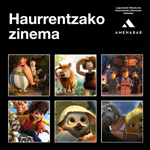 """Cartel de la sección """"Cine Infantil"""" 2019"""