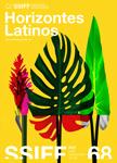 """Cartel de la sección """"Horizontes Latinos"""" del Zinemaldia 2020"""