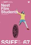 """Cartel de la sección """"Nest Film Students"""" del Zinemaldia 2019"""