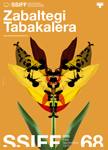 """Cartel de la sección """"Zabaltegi-Tabakalera"""" del Zinemaldia 2020"""