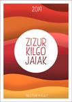 Cartel de Fiestas de Andra Mari de Zizurkil 2019
