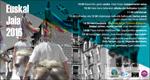 Cartel de las Euskal Jaiak de Zumaia 2016