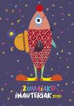 Cartel de los Carnavales de Zumaia 2020