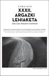 Zumaiako Argazki Lehiakeren foiletoa 2020