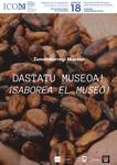 Cartel de la iniciativa Dastatu Museoa!¡Saborea el Museo! 2020