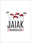 Cartel de las Fiestas de Santa Isabel de Zumarraga 2017