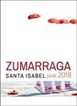 Cartel Fiestas de Santa Isabel 2018