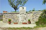Vista del Monumento al Gigante de Altzo