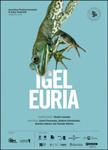 """""""Igel euria"""" antzezlanaren kartela"""