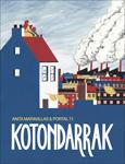 """Cartel de la obra """"Kotondarrak"""""""