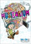 """Cartel del espectáculo """"Musikarium"""""""
