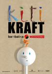 """Cartel de la obra """"Kiti Kraft"""""""
