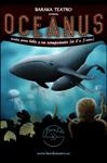 """Cartel de la obra """"Oceanus"""""""
