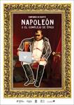 """Cartel de la obra """"Napoleón o El Complejo de Epico"""""""