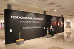 """Fotografía de la exposición """"Un Mundo De Marionetas"""" de Corrado Masacci"""