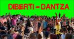 """""""Diberti-dantza"""" antzezlanaren une bat"""