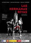 """Las hermanas Rivas"" antzezlanaren kartela"