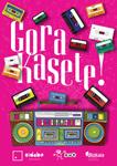 """Cartel del espectáculo """"Gora kasete!"""""""