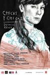 """Cartel de la obra """"Chicas y chicos"""""""