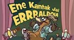 """Cartel del espectáculo """"Ene Kantak Jai ErrRaldoia"""""""