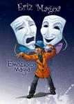 """Cartel del espectáculo """"Emozioen magia"""""""