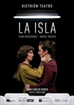 "Cartel de la obra ""La Isla"""