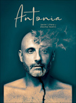 "Cartel de la obra ""Antonia"""