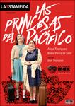 """""""Las Princesas del Pacífico"""" antzezlanaren kartela"""