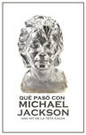 """Cartel de la obra """"¿Qué pasó con Michael Jackson?"""""""