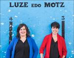 """""""Luze edo Motz"""" ikuskizunaren kartela"""