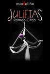 """Cartel del espectáculo """"Julietas, Romeo circo"""""""
