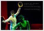 """Cartel del espectáculo """"Circo de pulgas"""""""