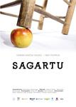 """""""Sagartu"""" ikuskizunaren kartela"""