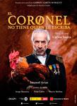 """""""El coronel no tiene quien le escriba"""" antzezlanaren kartela"""