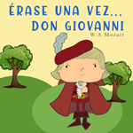 """""""Erase Una Vez Don Giovanni"""" antzezlanaren kartela"""