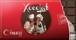 """""""Xocolat"""" antzezlanaren kartela"""