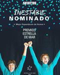 "Cartel de la obra ""Inestable"""