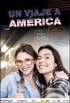 "Cartel de la obra ""Un Viaje a América"""