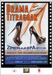 "Cartel de la obra ""Zinemakopa"""