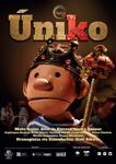 "Cartel de la obra ""UniKo"""