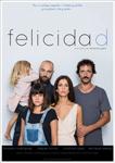 """Cartel de la obra """"Felicidad"""""""
