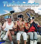 """Cartel de la obra """"Turistreando"""""""