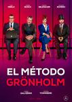 """Cartel de la obra """"El método Gronhölm"""""""