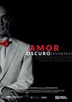 """Cartel de la obra """"Amor oscuro [sonetos]"""""""