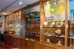 Vista interior del museo
