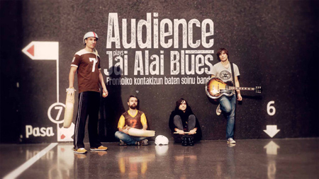 Audience plays Jai Alai Blues