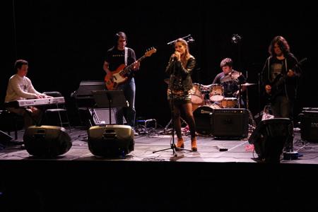 Combo de la Escuela Municipal de Música y Danza de Donostia