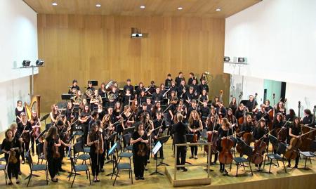 Euskadiko Ikasleen Orkestra