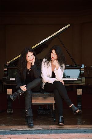 Katia & Marielle Labèque (foto: Umberto Nicoletti)